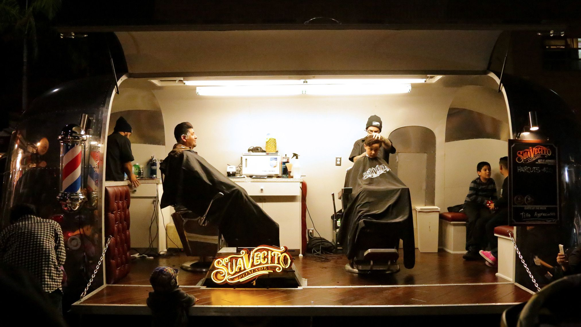 Noche de Altares 2014 – Suavecito Pomade | Hair Pomade | Barber Products