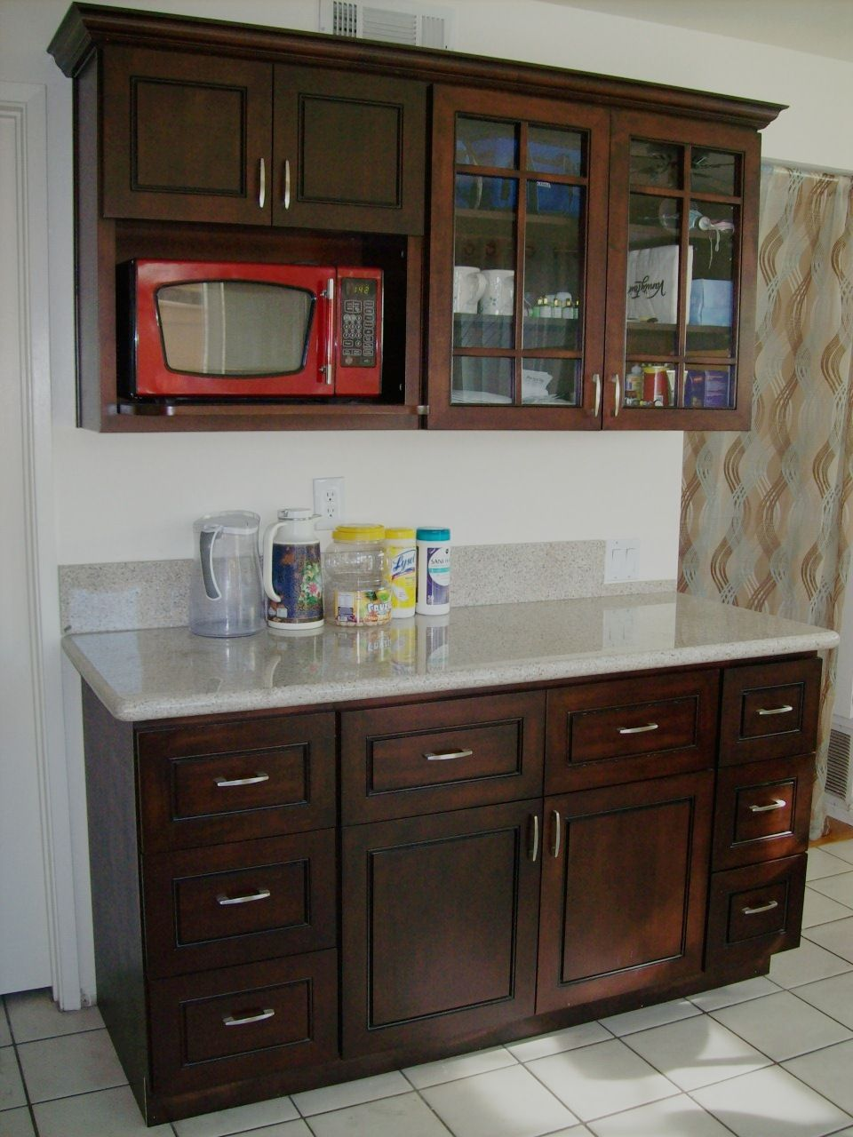 Elegant Rta Modern Cabinets