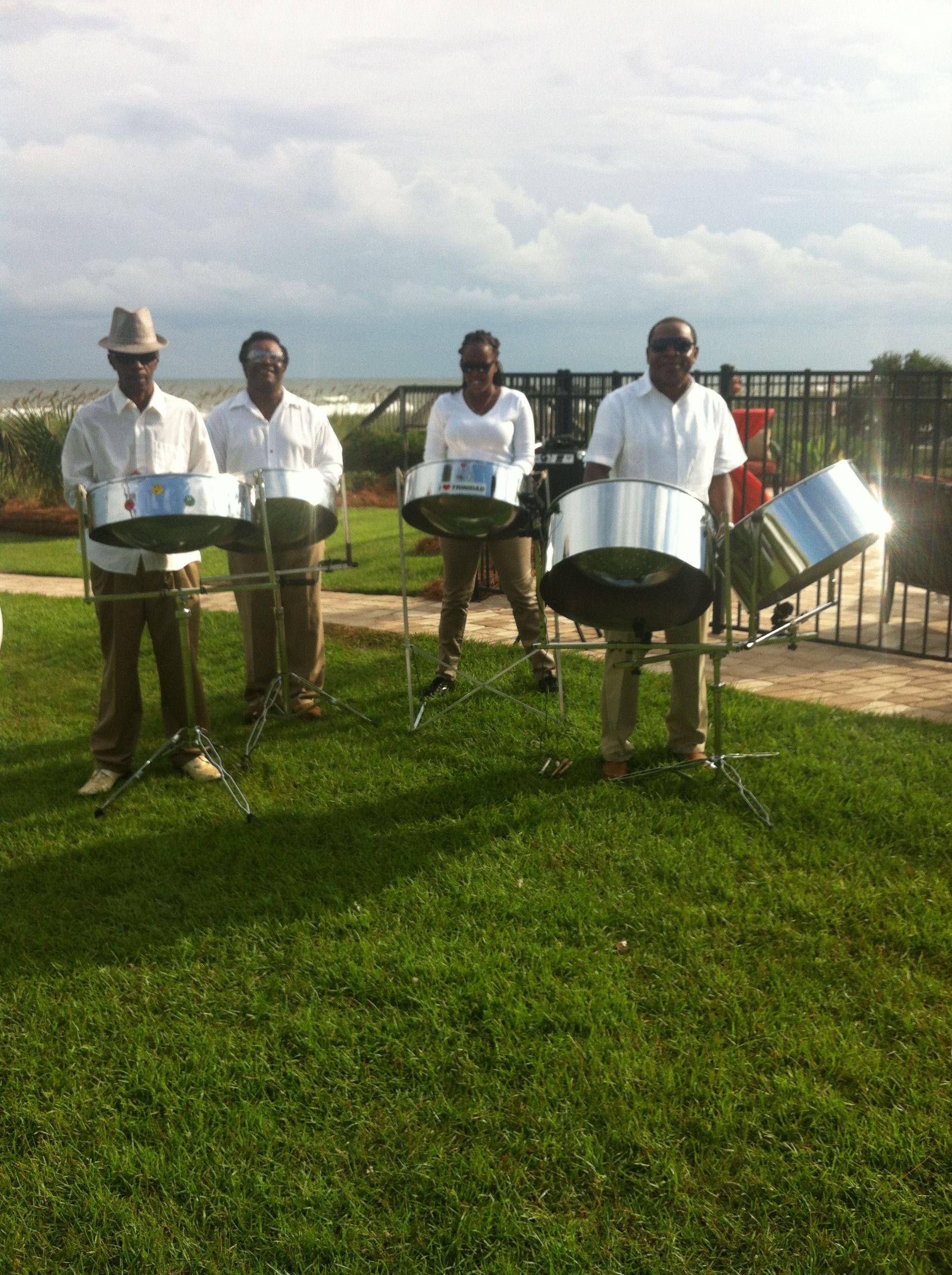 Steel Drum Band Melbourne, FL - RythmTrail Hire steel drum