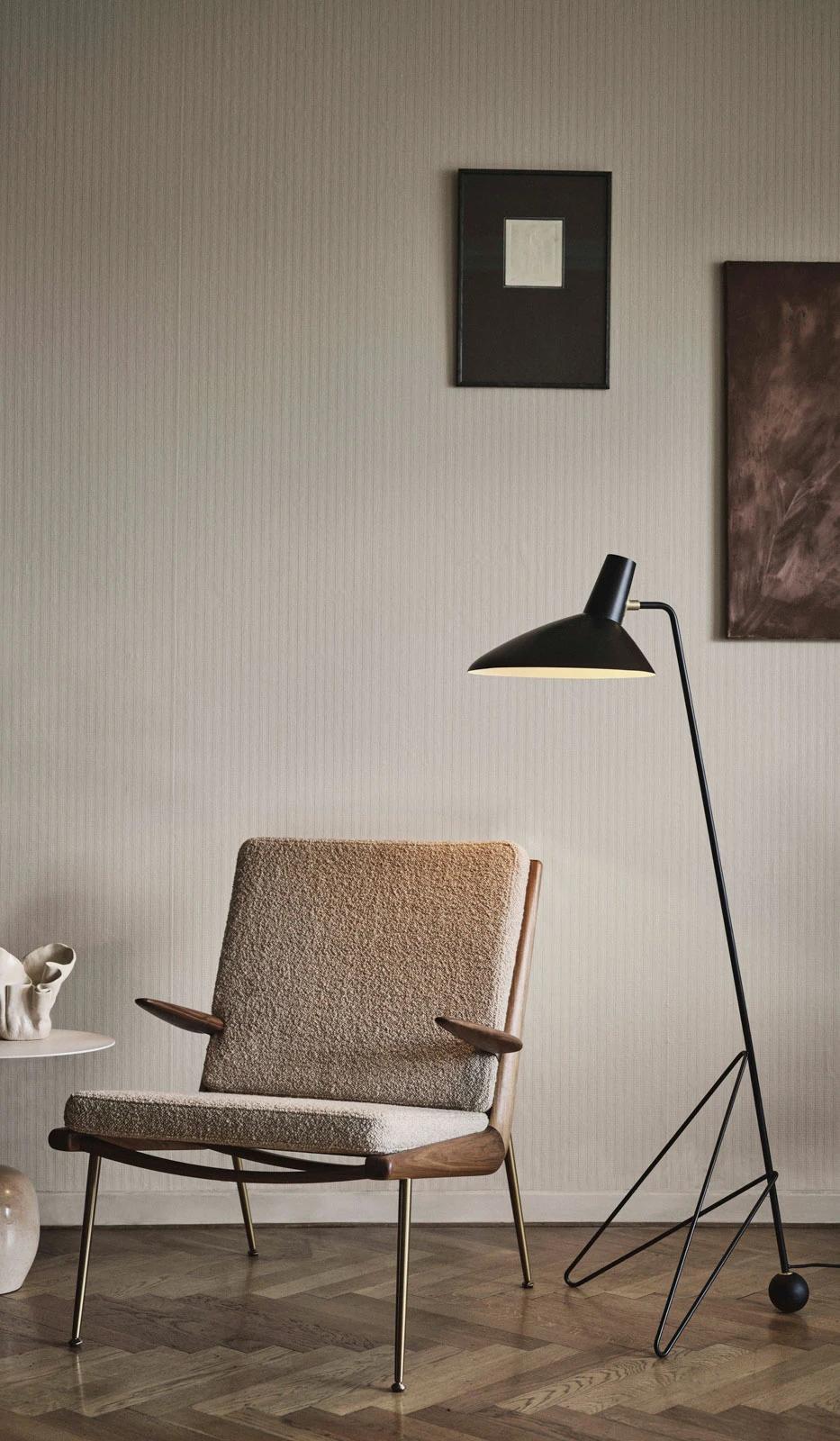 Tradition Hm8 Tripod Floor Lamp Spartan Shop In 2020 Home Decor Contemporary Furniture Design Furniture