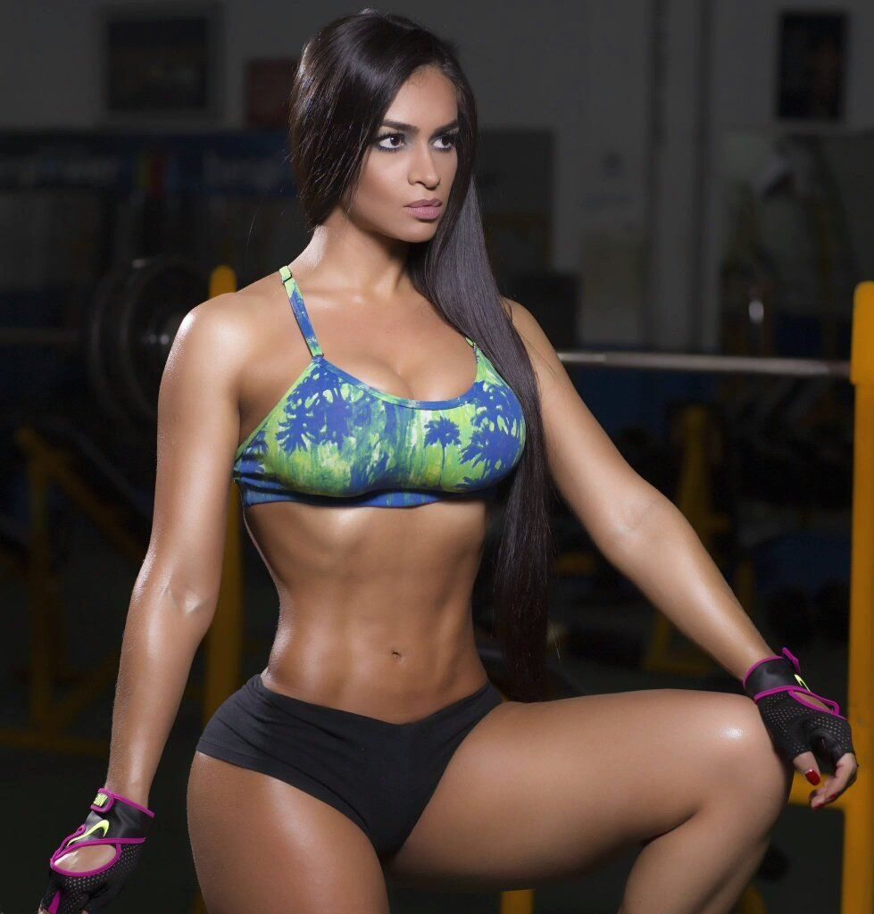 Gym babe fit laltina TheCrossfit t Latina and Gym