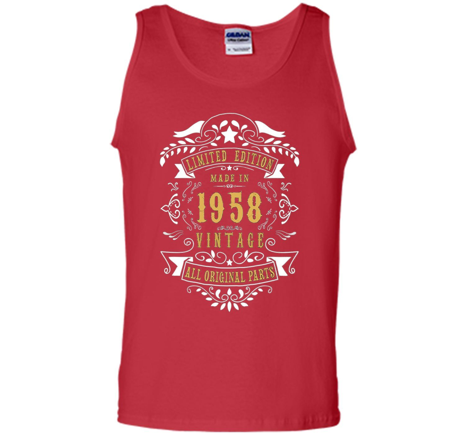 59 years old Made Birth in 1958 59th birthday Gift T-Shirt