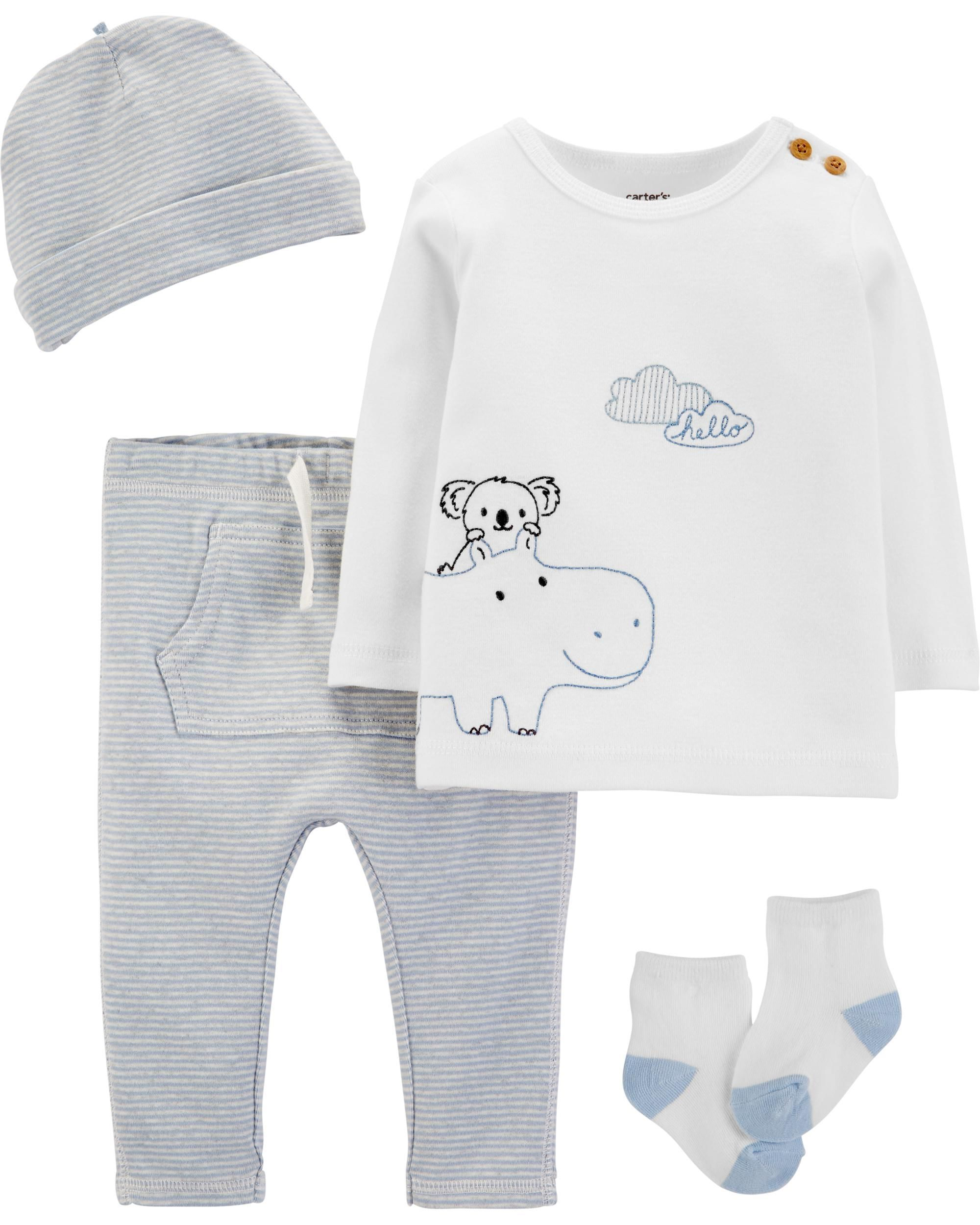 5b1a29c20 4-Piece Koala Take-Me-Home Set   Sweet Classic Baby/Toddler ...
