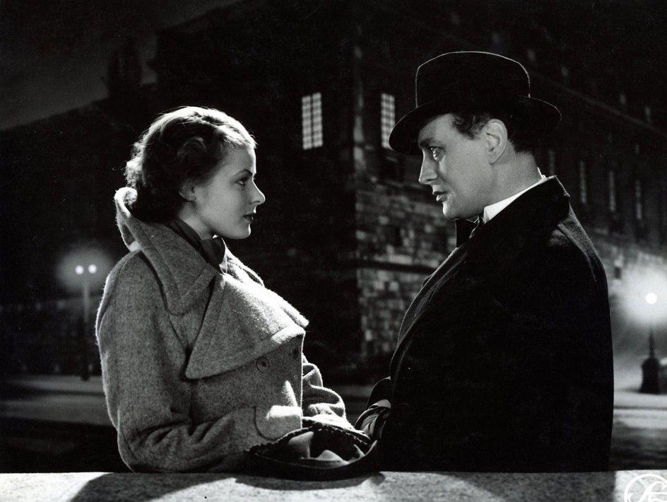 Intermezzo. 1936. Sweden. Directed by Gustaf Molander