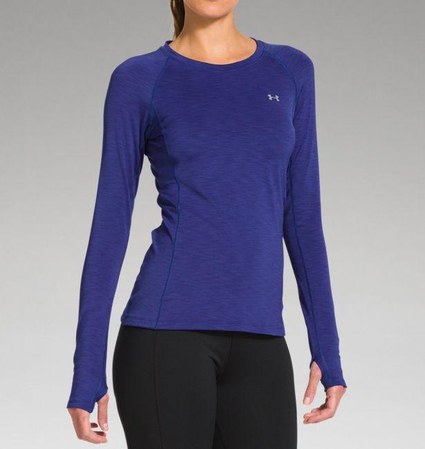 8e4372594d Women's ColdGear® Cozy Crew | Fall/winter Running Gear | Under ...