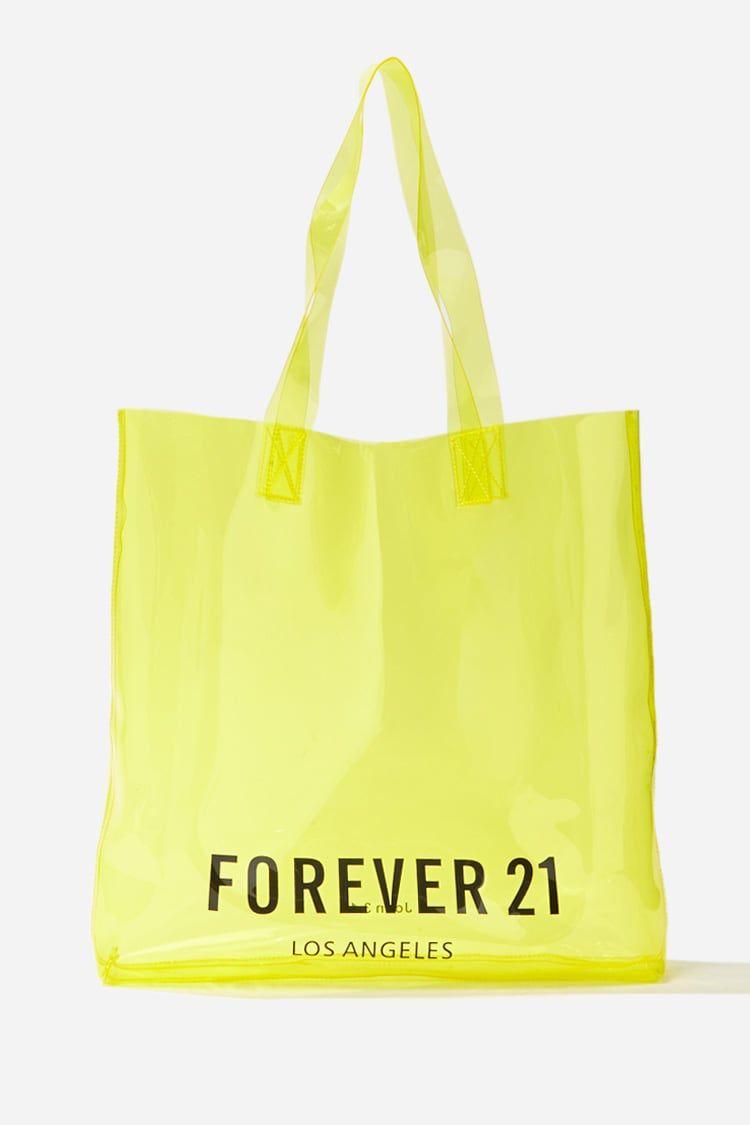 Forever 21 Graphic Transparent Tote Bag Affiliate Ad Graphic Transparent Bag Tote Bags Eco Tote Bag Tote