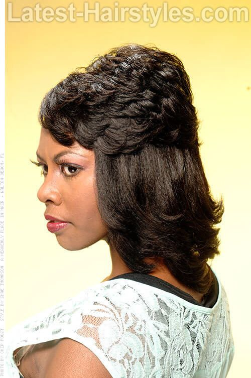 41 Top Shoulder Length Hairstyles for Black Women in 2020 ...