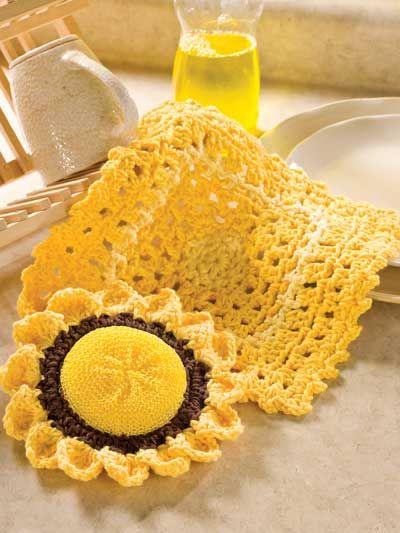 Free Easy Summer Crochet Dishcloth Patterns Free Crochet Crochet