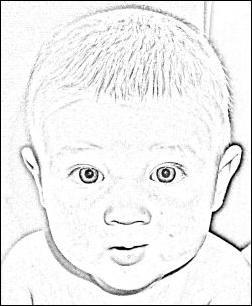 Gimp Sketch Effect Gimp Tutorial Black And White Sketches Photo Sketch