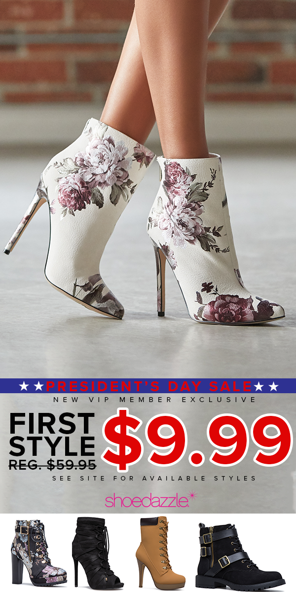 fee4998ebedbc President s Day Sale! New VIP Member Exclusive - First style  9.99 ...