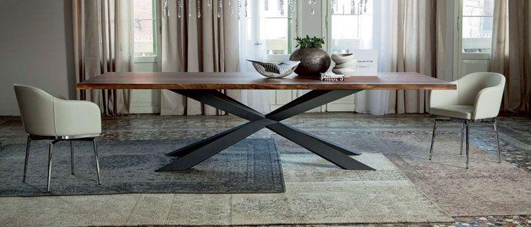 Cattelan Italia Furniture Italian Desing Interiors Dining Table Sideboards Speder Usa Dealer