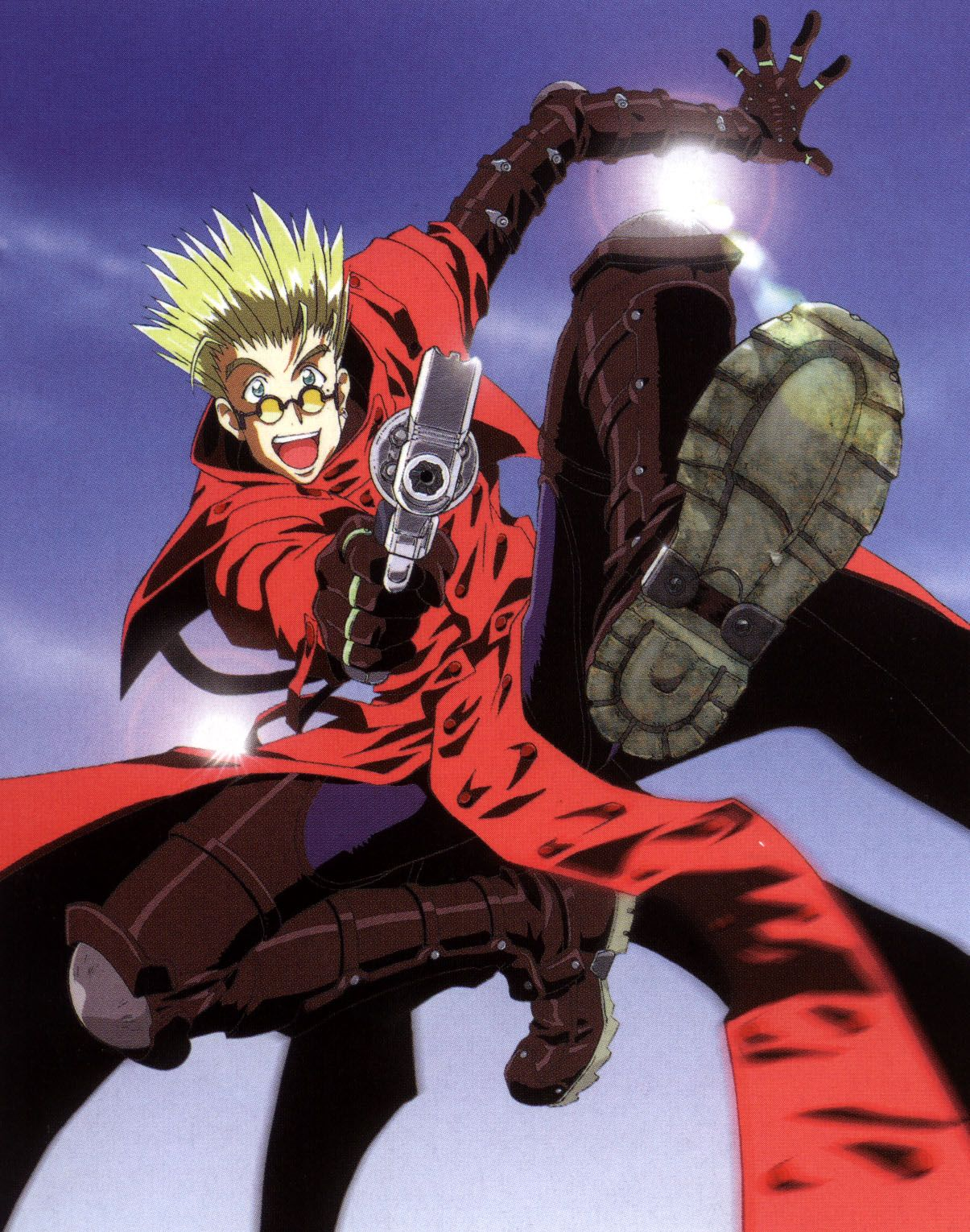 Vash Stampede My Favorite Characters Pinterest Anime