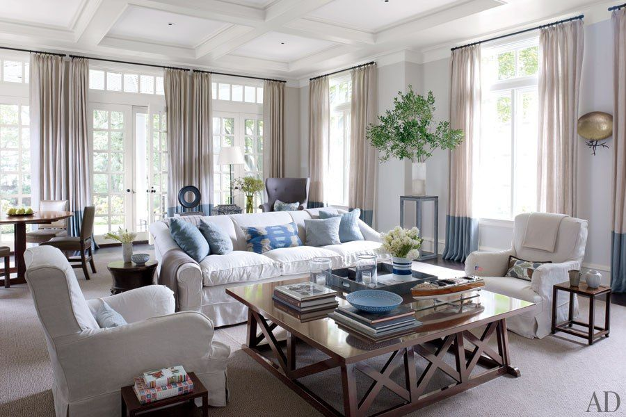 Victoria Haganu0027s Connecticut Home : Interiors + Inspiration : Architectural  Digest
