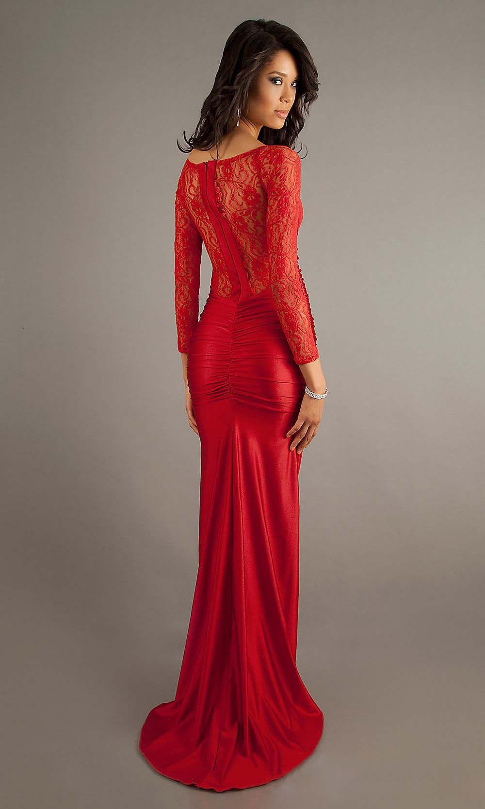 75b13f88aa3 Why Long Sleeve Red Dress Creates A Lasting Impression. Sleeve Dresses,  Lace Dress With Sleeves, Prom Dresses Long With Sleeves, Dresses Uk