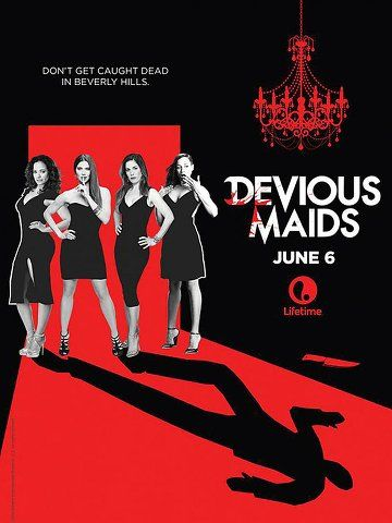 devious maids saison 4 streaming serien pinterest saison 4 devious maids et femme de m nage. Black Bedroom Furniture Sets. Home Design Ideas