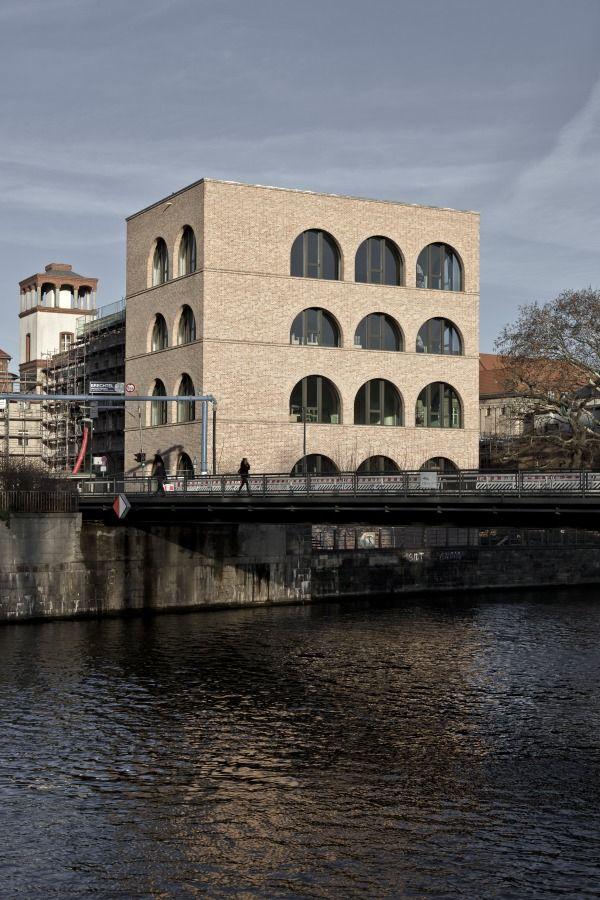 Forum Museumsinsel David Chipperfield Architects Berlin 2010