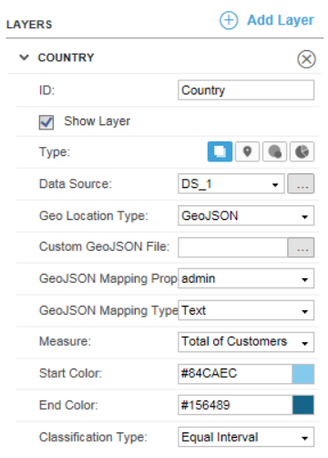Create a Geo-Analytical application powered by SAP Lumira