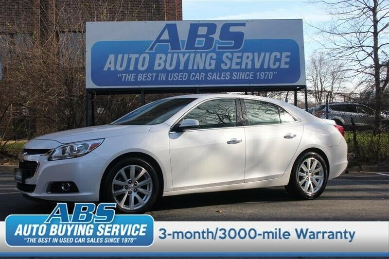 Ebay Advertisement 2015 Chevrolet Malibu Ltz 2015 Chevrolet