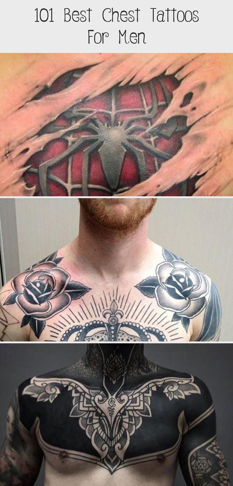 Photo of Tatouage de coeur de poitrine – Meilleurs tatouages de poitrine pour les hommes: Idées de tatouage de poitrine cool + Desig …