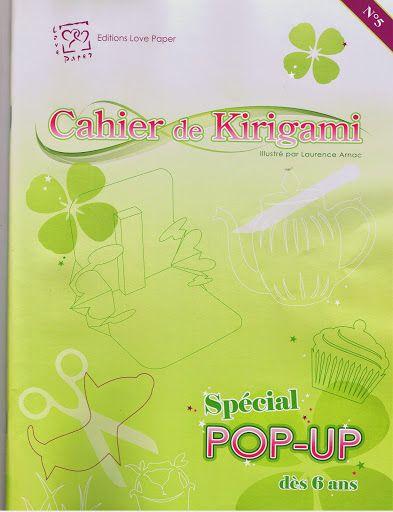 cahier kirigami 5 - jose od la lesa - Λευκώματα Iστού Picasa