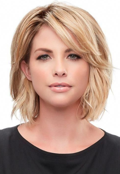 20 Medium Bob Hairstyles Ideas For Women - Thepinmag.com