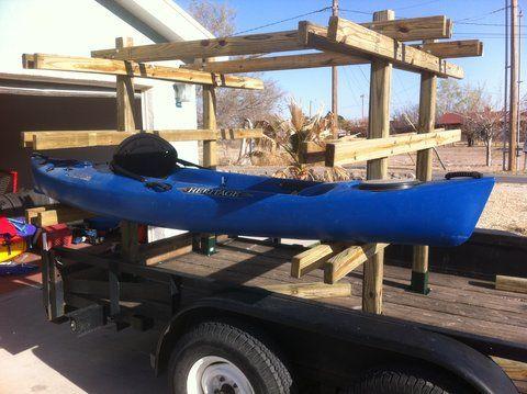 Kayak Trailer Kayak Kayak