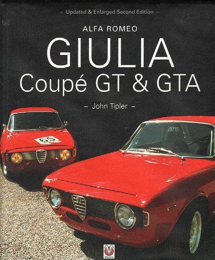 Alfa Romeo Giulia Coupe GT & GTA 2003