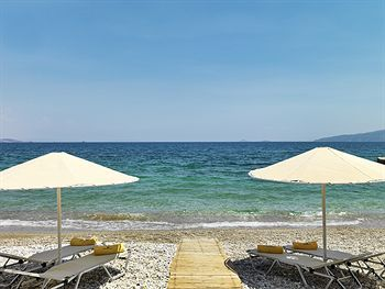 Kalamaki Beach Hotel Korinthos Greece