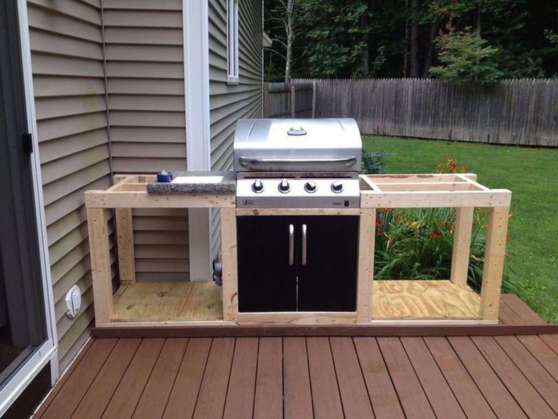 Backyard Barbeque Decordiyhomecombest Domakeovercom Grill Ideas Kitchen Outdoor Summer In 2020 Build Outdoor Kitchen