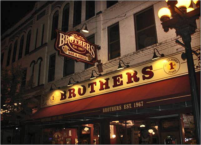 Free Drinks On Your Birthday Always A Fun Time At Brother S Bar Good Times It S Your Birthday Tasting
