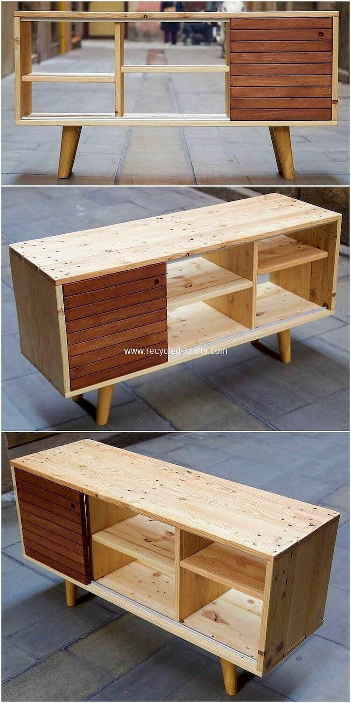 Photo of 60 simple DIY wooden furniture projects ideas