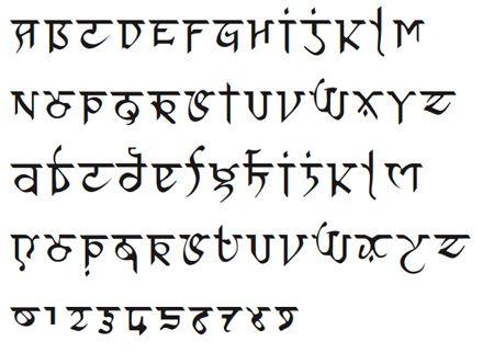 Devanagari font | Calligraphy | Hindi calligraphy fonts