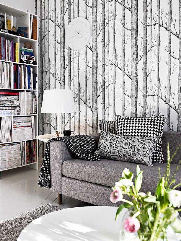 behang bomenprint - Google zoeken