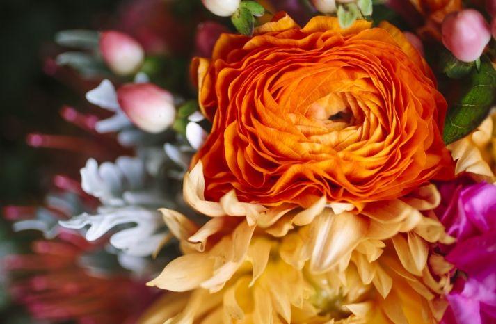 Real Wedding Sneak Peek: Summer Floral Fantasy
