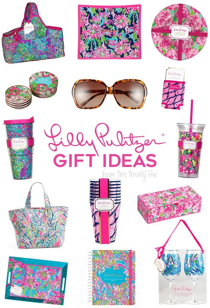 Lilly Pulitzer Gift Ideas Idea Exchange, Pink And Green, Lilly Pulitzer, Holiday Fun