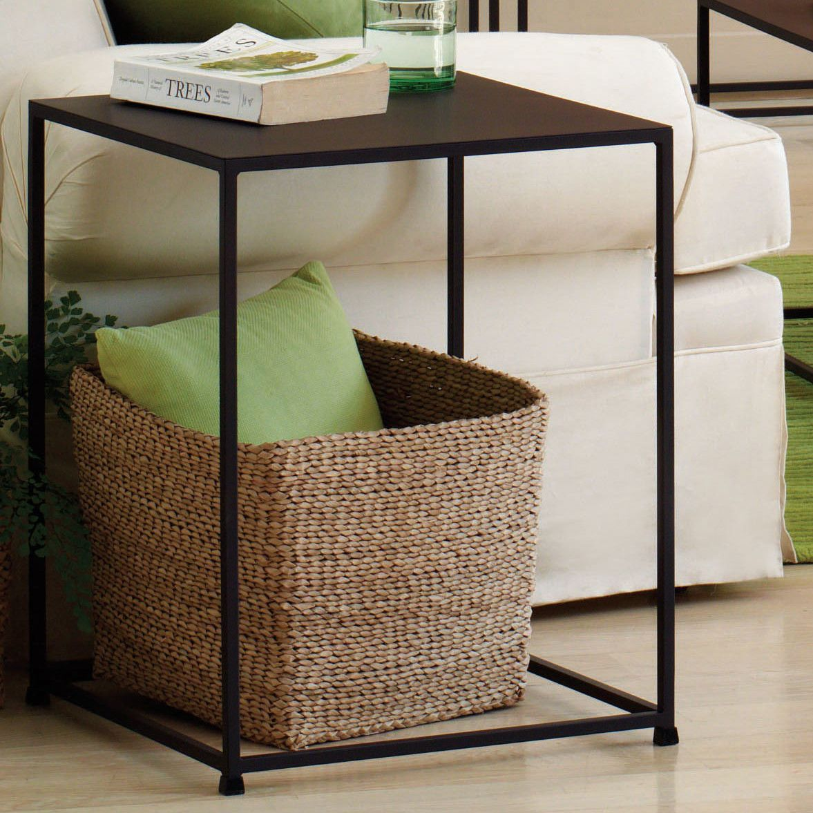 Best I Love The Basket Under The Table For Extra Storage With 400 x 300