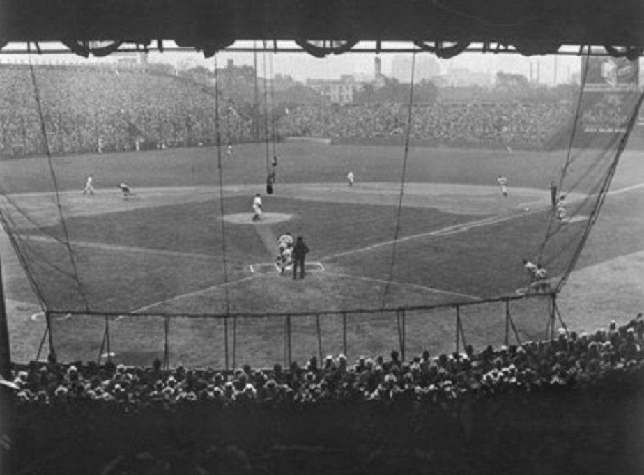 1935 World Series Vintage baseball, Field, World series