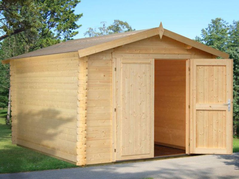 Prefab Wooden Shed Kit Tours For Sale From Bzbcabinsandoutdoors.net Solid  Wood Cabin Kits For