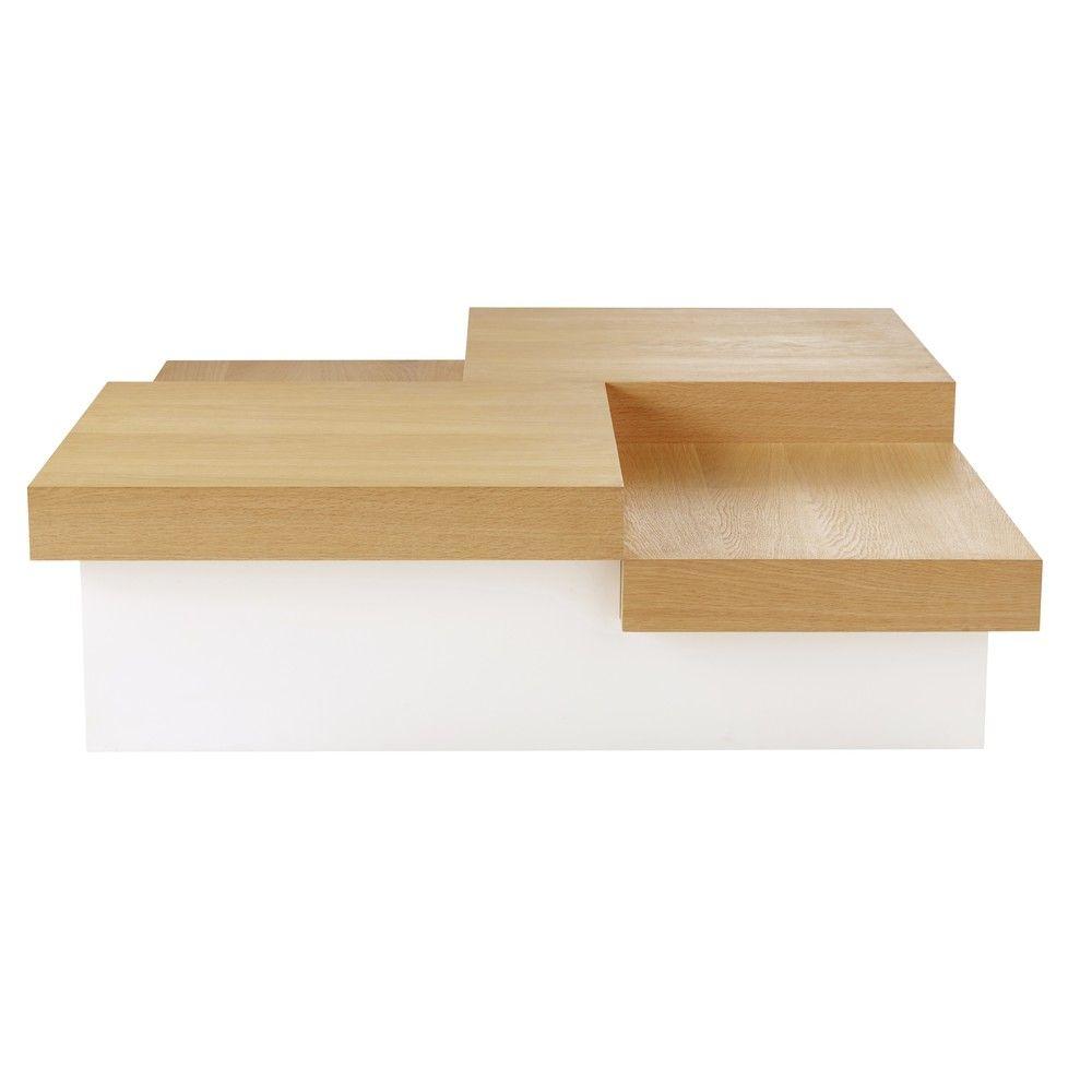 Maison Du Monde Table De Salon.Table Basse Carree Table Basse Bois Unique Furniture
