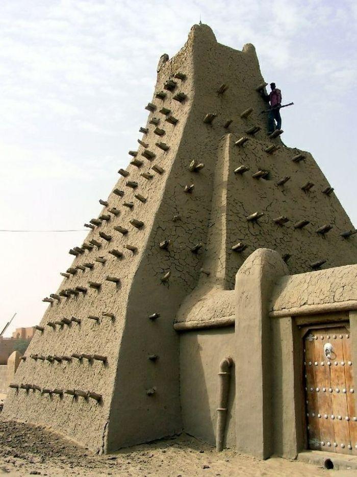 L\u0027 architecture vernaculaire - lieux magiques du monde - Archzinefr - construire une maison au mali