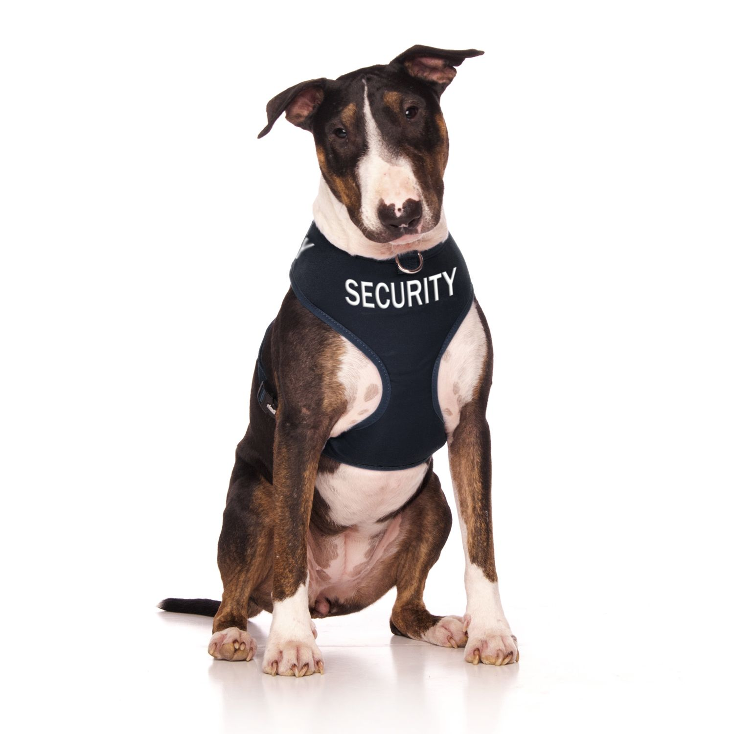 Security Medium Adjustable Vest Harness Dog Friends Therapy