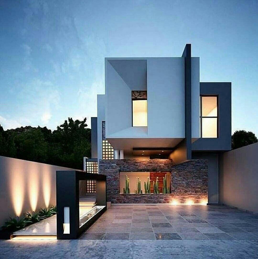 Pin von Peter Gericke auf Moderne Häuser | Pinterest | Moderne ...