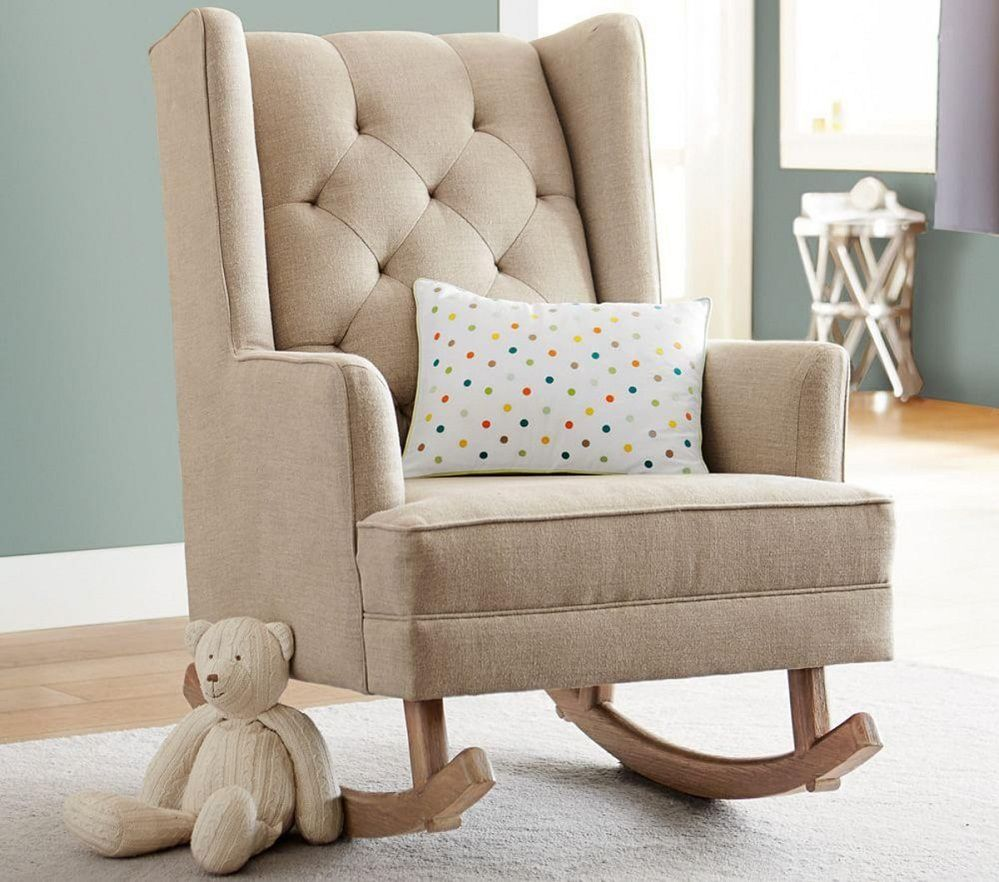 Soft Pottery Barn Kids Rocking Chair in 2020 Rocking