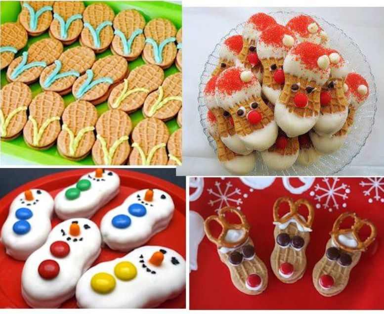 Fun Holiday Snacks Holidays Recipes Christmas Holiday