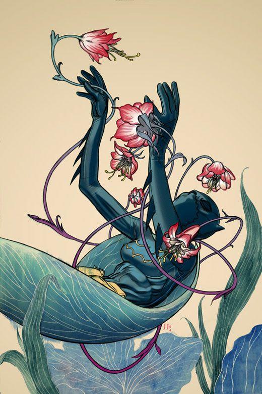 Batgirl Poster Art
