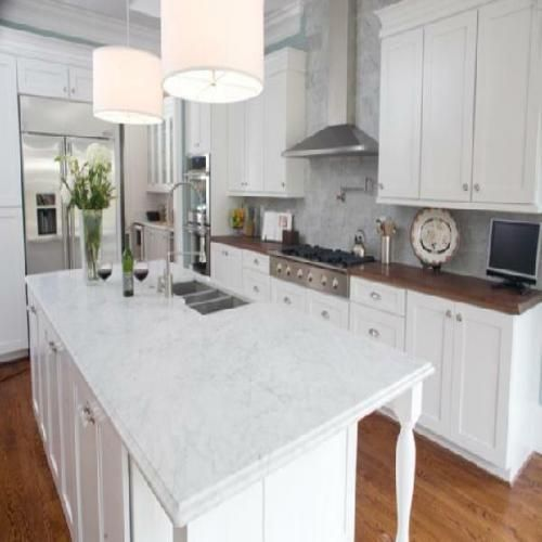 Island Prep Sink  Triple kitchen Cabinets Contemporary Kitchen Custom Kitchen Cabinets Miami Design Inspiration