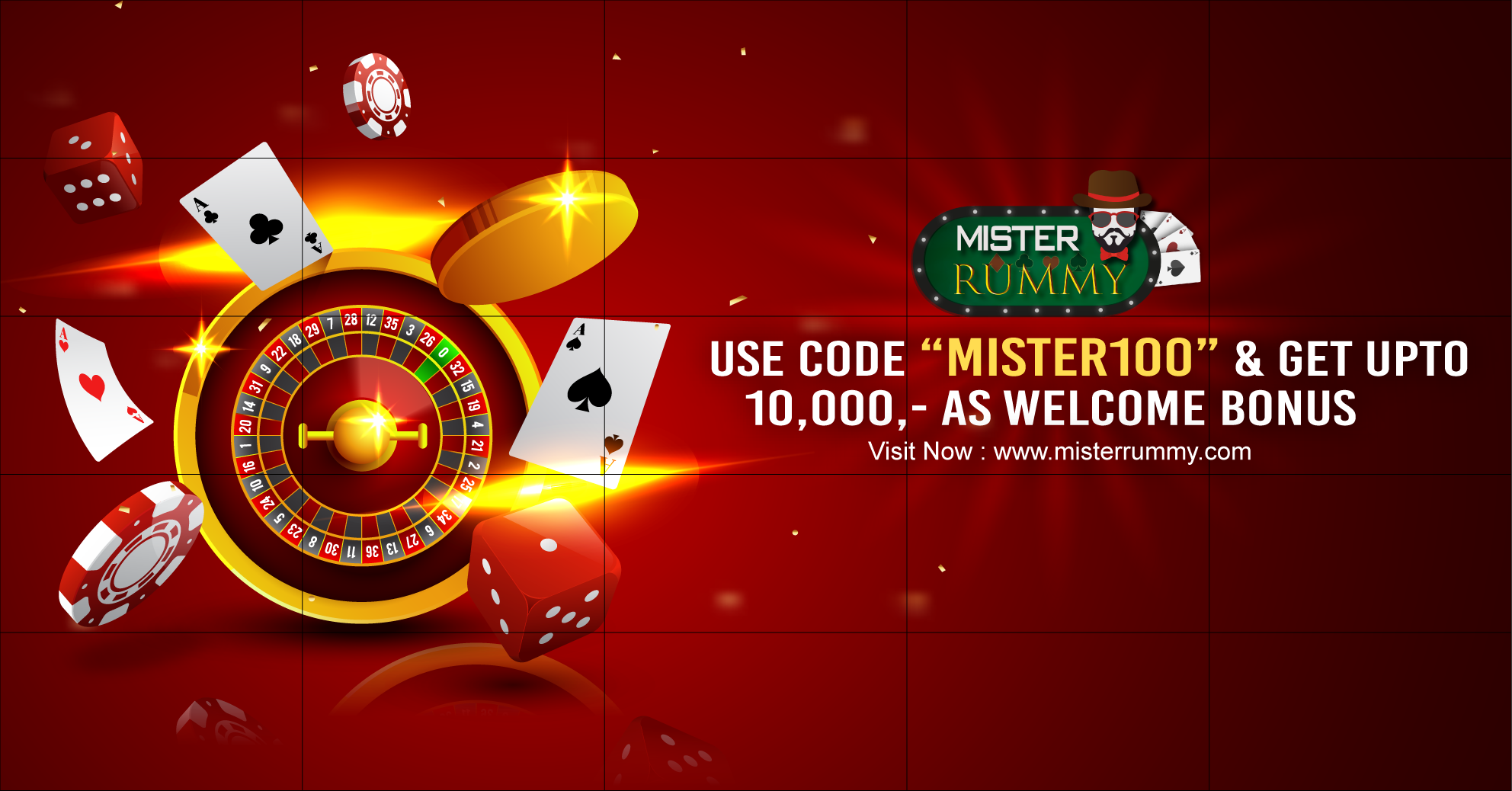 Mister Rummy is India's premium website that offers an