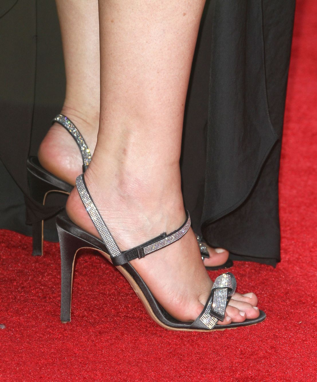 b7984bbecbc8 Evangeline Lilly s High Heels ...XoXo