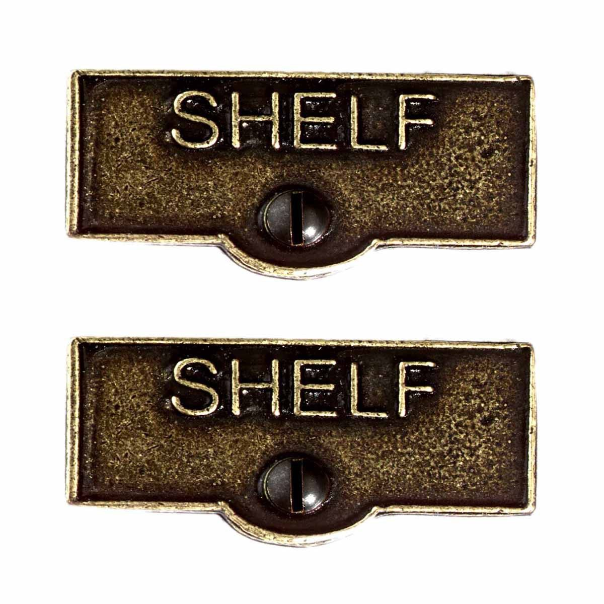 2 Switchplate Antique Solid Brass Shelf Shelf Switch Tag Antique Brass 1 Switch Plates Bottle Opener Wall Name Signs