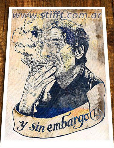Ilustraciones Dibujos Pinturas Retratos Joaquin Sabina Art Humanoid Sketch Papi